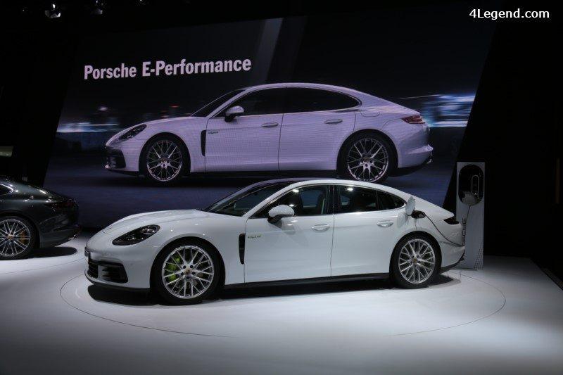Porsche Au 95e Salon De L Auto De Bruxelles 2017 4legend