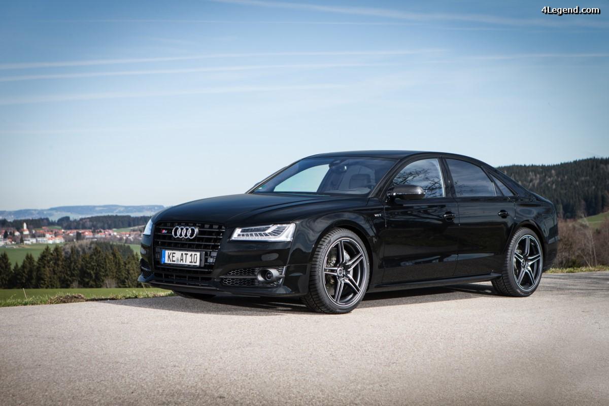 ABT S8 Plus - Une Audi S8 plus développant 735 ch et 920 Nm de couple
