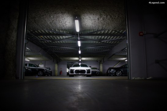 Audi R8 Selection 24 N°20/24.