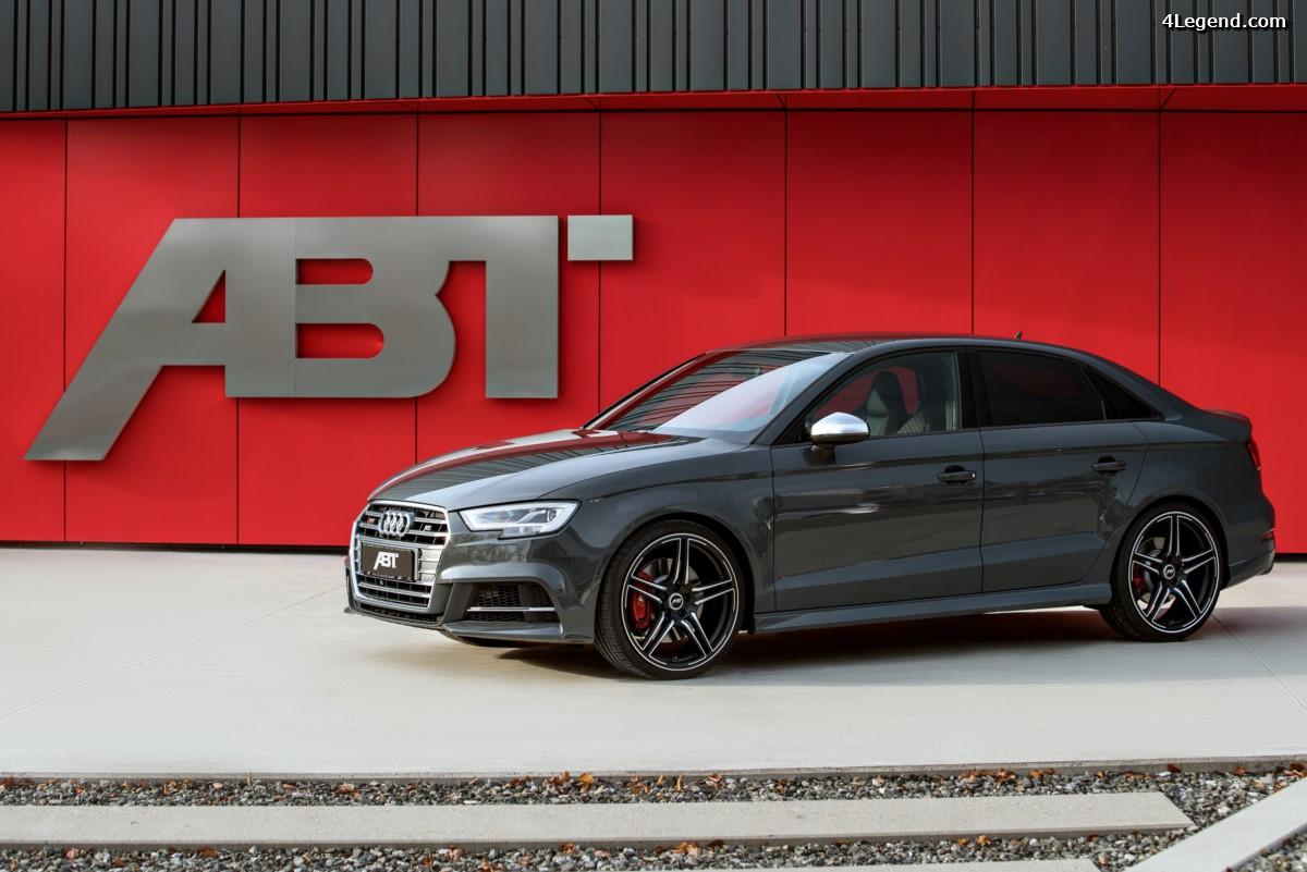 ABT S3 - Une Audi S3 de plus de 400 ch