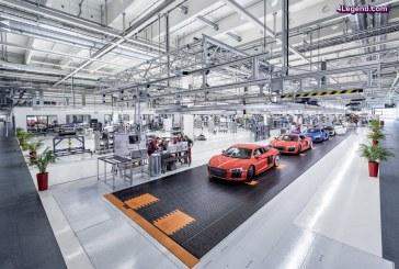 Audi R8 Kreathon 2016 – 96 heures d'innovation dans l'usine R8 de Böllinger Höfen