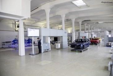 Audi TechDay Smart Factory 2016 – Audi dévoile son usine du futur