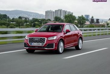 Les ventes du quatrième trimestre en bonne voie pour Audi