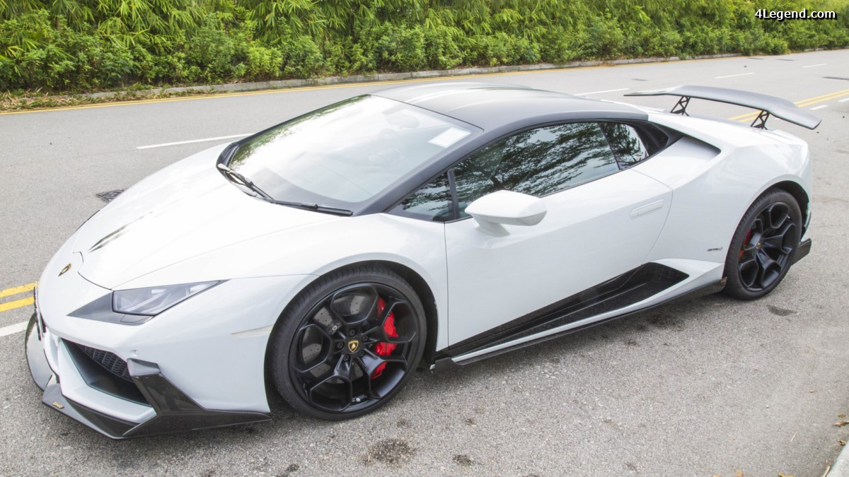 Lamborghini Huracan LP 610 by DMC