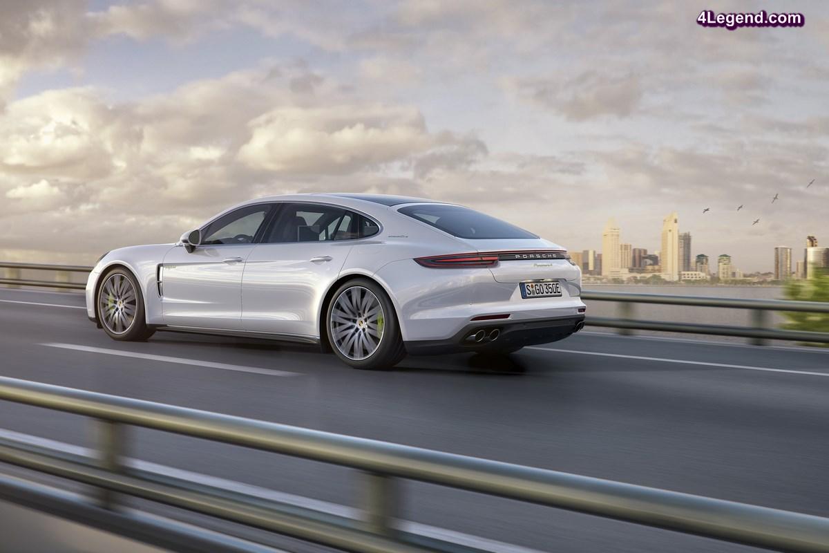 Nouvelles Porsche Panamera Executive et nouveau moteur 3.0 V6 turbo en entrée de gamme - La famille Panamera s'agrandit