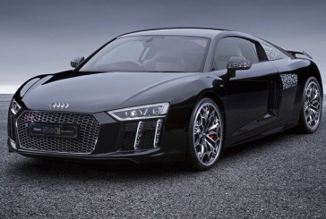 Audi R8 Star of Lucis – L'Audi R8 faite pour le film Kingsglaive : Final Fantasy XV vendue au Japon via un tirage au sort