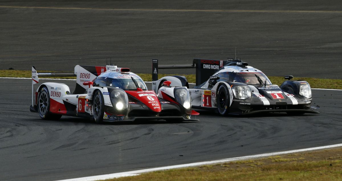 WEC - Maintien de la réglementation technique LMP1 hybride jusqu'en 2019 - Porsche et Toyota rassurées