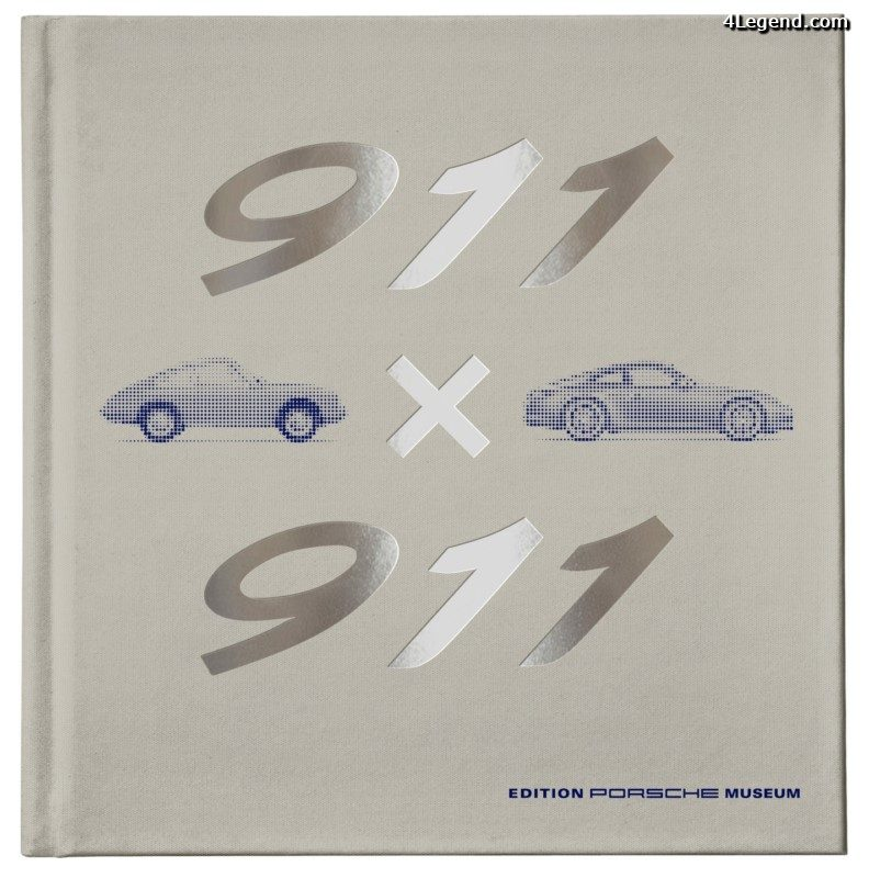 Porsche 911 Engine Test Stand: De Nouveaux Livres Porsche Via L'Edition Porsche Museum