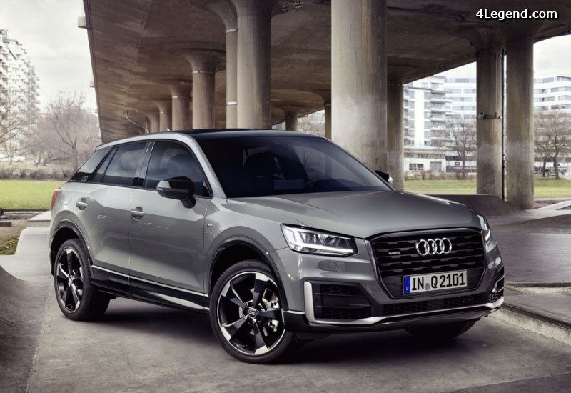 audi q2 launch edition audi q2 launch edition luxe 2. Black Bedroom Furniture Sets. Home Design Ideas