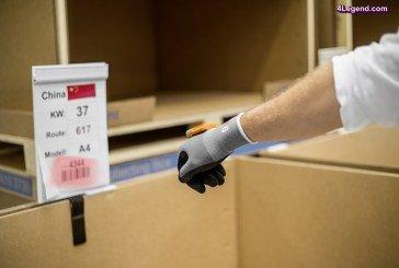 Audi utilise des objets connectés personnels dans la logistique