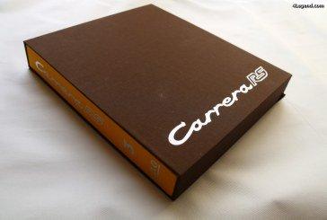 """Livre """"Carrera RS"""" – La Bible sur la Porsche 911 Carrera RS 2.7"""