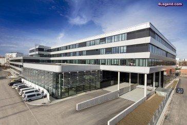 Ouverture d'un nouveau complexe de bureaux pour Audi à Ingolstadt – Une meilleure façon de travailler