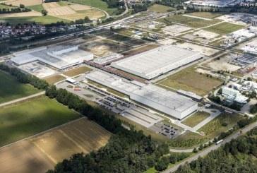 Production Audi en plein essor à Münchsmünster