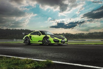 TECHART GTstreet R – Les Porsche 911 Turbo & Turbo S (991) by TECHART