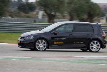 TechnikForum 2016 – Nouveau pneu Continental PremiumContact 6 : plus de sportivité, de longévité et de confort
