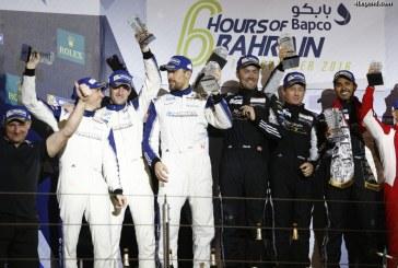 WEC – Deuxième victoire cette saison pour l'équipe cliente Porsche Abu Dhabi Proton Racing avec la Porsche 911 RSR