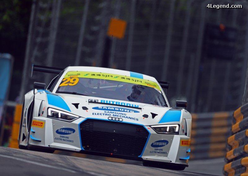 Coupe du Monde FIA GT - Vanthoor vainqueur en course qualificative
