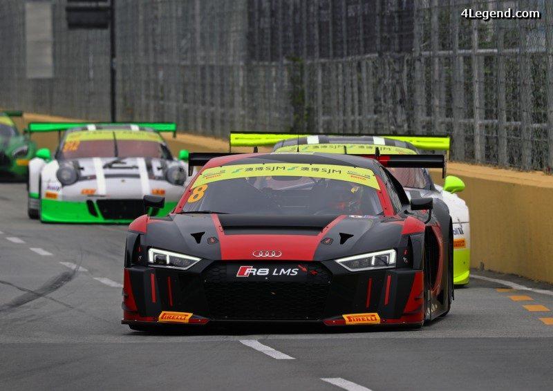 Le Belge Vanthoor victime d'un terrible crash...et vainqueur! (vidéo) — FIA GT
