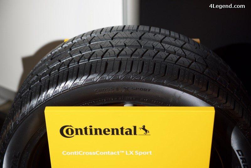 technikforum 2016 pneu continental crosscontact atr un pneu routier pour le tout terrain. Black Bedroom Furniture Sets. Home Design Ideas