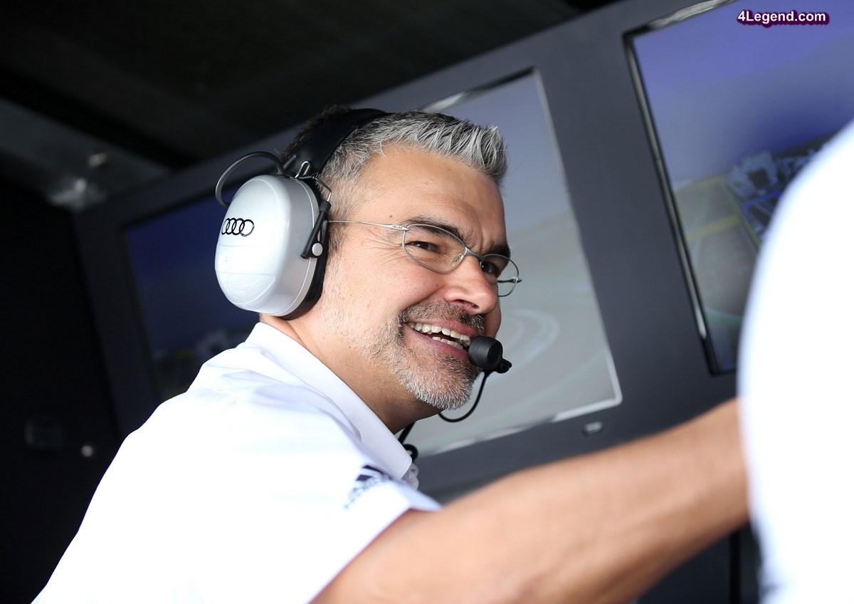 Dieter Gass succède au Dr. Wolfgang Ullrich à la tête d'Audi Motorsport