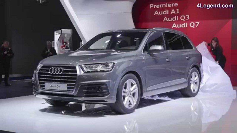 Audi au 95e salon de l auto de bruxelles audi exclusive for Salon bruxelles novembre 2017