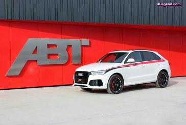 ABT RS Q3 performance – Une Audi RS Q3 de plus de 430 ch
