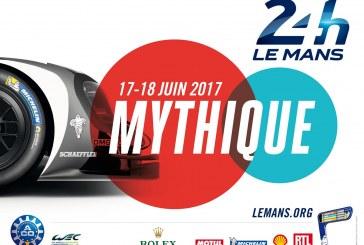 L'ACO dévoile l'affiche des 24 Heures du Mans 2017 avec une Porsche 919 Hybrid à l'honneur
