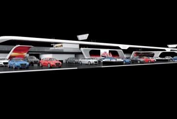 Audi au 95e Salon de l'Auto de Bruxelles – Audi exclusive Lounge