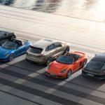 Porsche au 95e Salon de l'Auto de Bruxelles 2017
