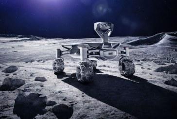 L'Audi lunar quattro est prêt à décoller pour la Lune fin 2017