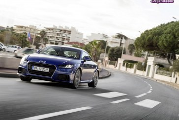 L'Audi TT 2.0 TDI est dorénavant disponible avec le quattro