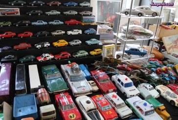 Bourse de miniatures Audi 2016 à l'Audi Forum Ingolstadt