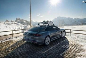Centres d'essais Porsche éphémères dans les stations de Méribel et de Val d'Isère du 19/12/2016 au 17/03/2017