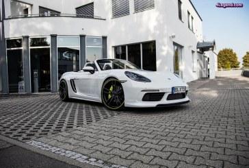 Le préparateur Porsche TECHART étend son réseau de partenaires au Royaume-Uni