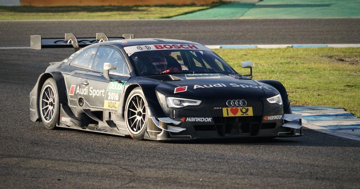 Loïc Duval et René Rast piloteront des Audi RS 5 DTM en 2017 pour Audi Motorsport