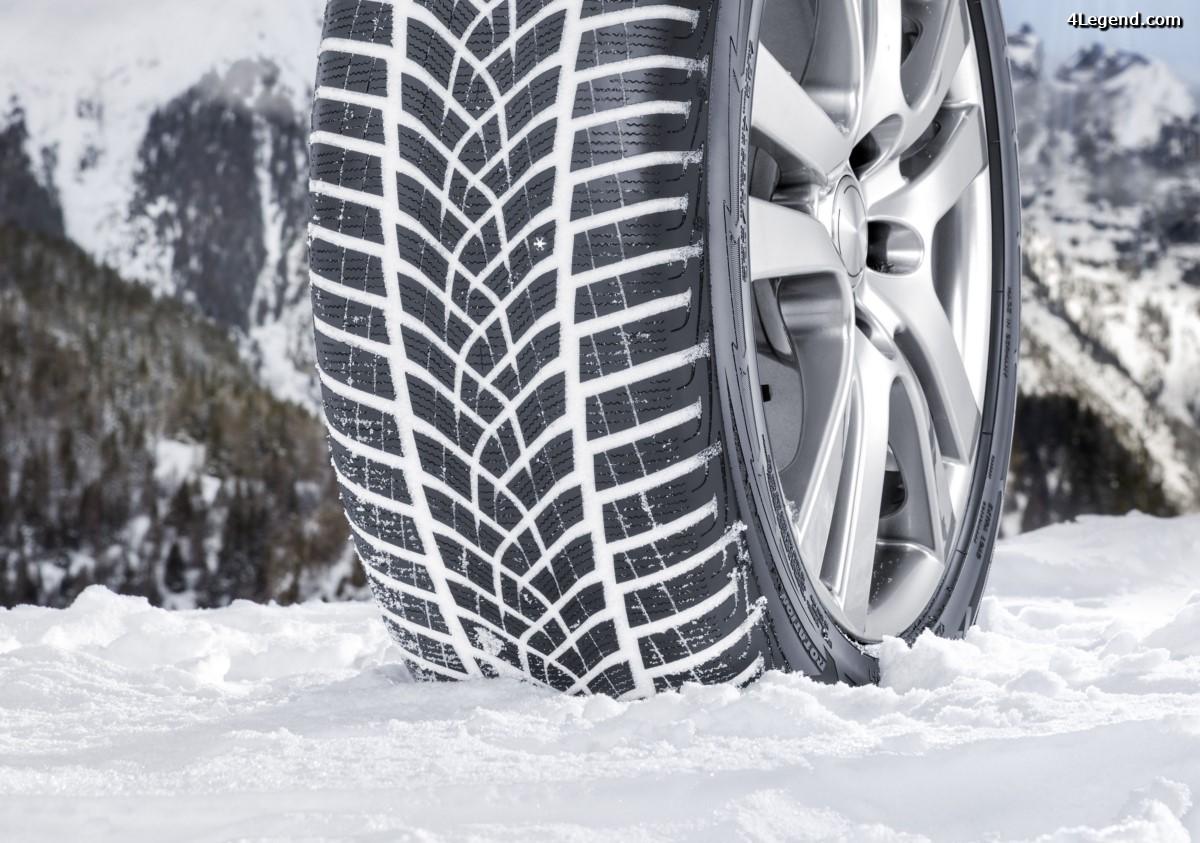 Goodyear UltraGrip Performance SUV Gen-1 - Un nouveau pneu hiver dédié aux SUV