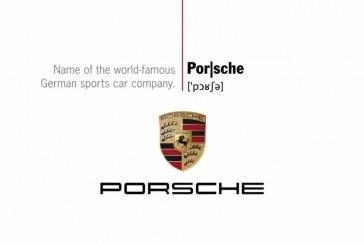 Vidéo – Apprenez à bien prononcer le nom Porsche