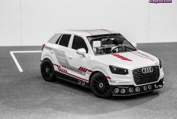 Audi présente le stationnement intelligent automatisé au NIPS à Barcelone via l'Audi Q2 deep learning concept
