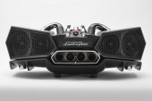 EsaVox – Un nouveau système audio haut de gamme au design de la Lamborghini Aventador