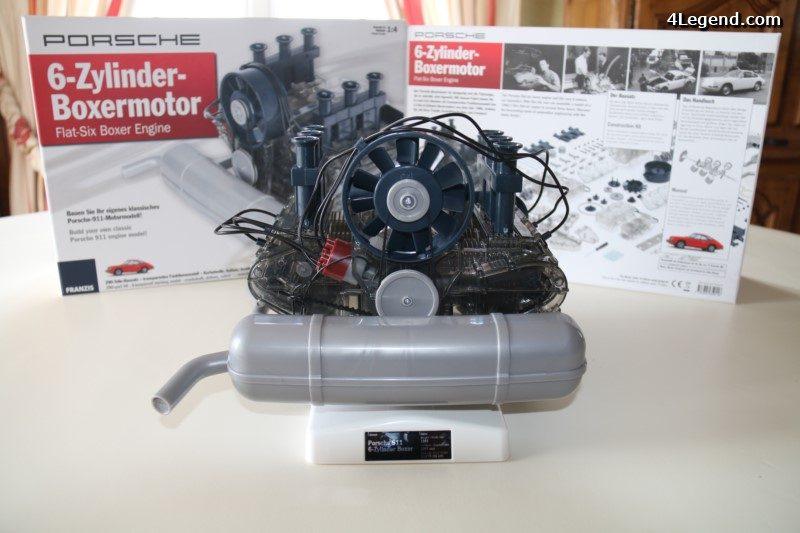 moteur flat 4