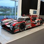 4Legend s'installe à bord d'une Audi R18 du Mans.