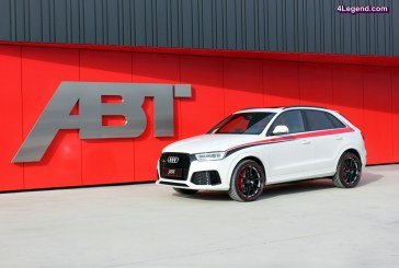 ABT RS Q3 performance – Une Audi RS Q3 de plus de 430 ch