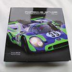 Livre Porsche 917-021 par Jacques Breuer – La fabuleuse histoire de cet exemplaire entièrement restauré