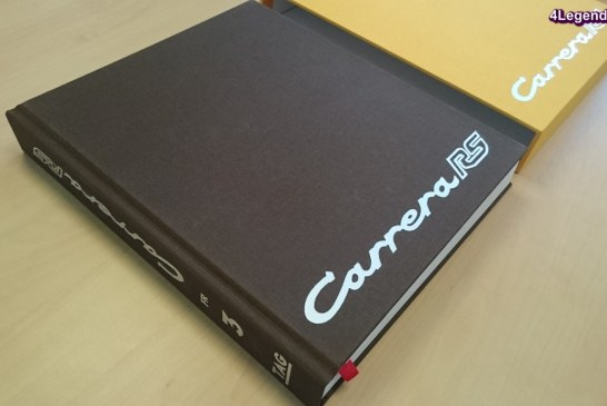 Livre Porsche « Carrera RS » – Disponible en français à seulement 210 exemplaires – TAG Motorbooks