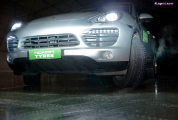 Nokian Tyres invente le premier premier pneu hiver au monde avec clous rétractables