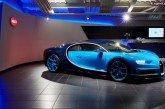 Bugatti ouvre un nouveau showroom à Gstaad en Suisse