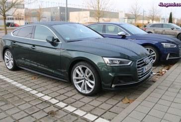 Les ventes Audi augmentent sur les marchés clés en novembre