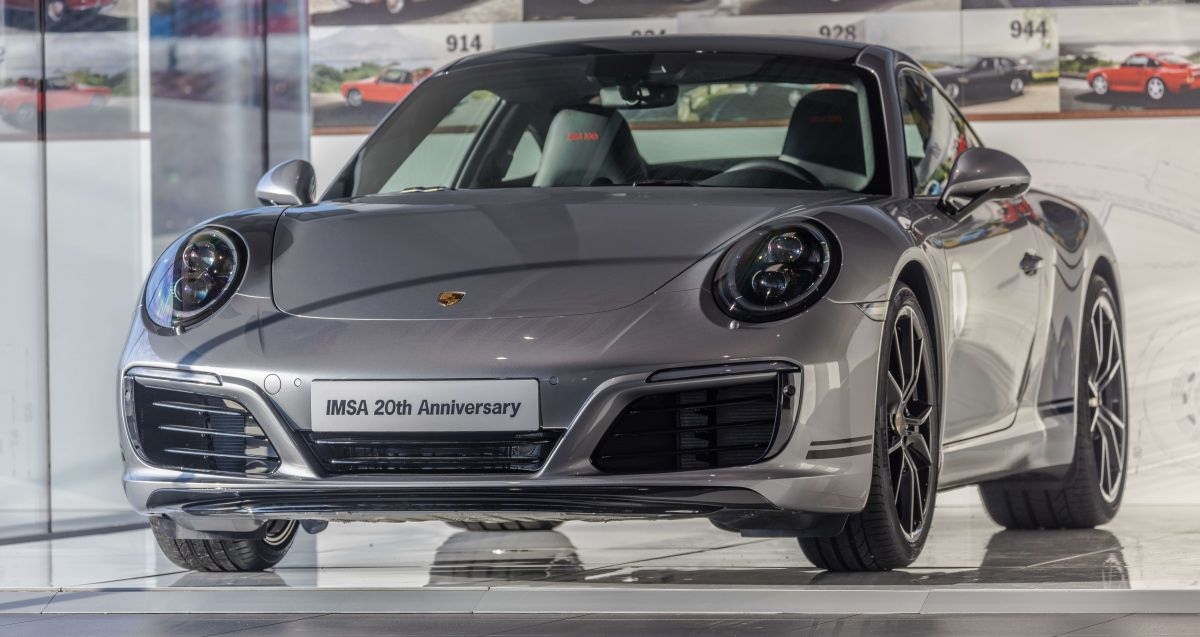 Porsche 911 IMSA 20th Anniversary - Une édition limitée à 20 exemplaires célébrant les 20 ans d'IMSA