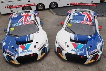 Ouverture de la saison 2017 aux 12 Heures de Bathurst en Australie pour l'Audi R8 LMS en GT3
