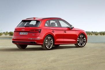Nouvelle Audi SQ5 3.0 TFSI – Enfin en version essence en Europe